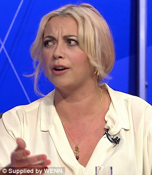 Eco-warrior: Charlotte Church on Question Time