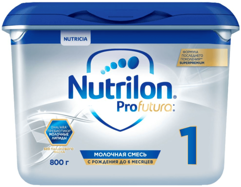 Nutrilon Superpremium фото