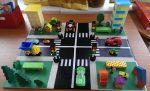 Как сделать дорожные знаки своими руками из картона – Поделка безопасная дорога – Поделки правила дорожного движения для детей своими руками фото