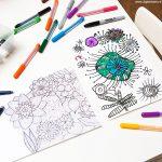 Рисование 4 года – Как я учу рисовать (3-4 года) — рисование 3 года — запись пользователя Лиза (moment) в сообществе Игры с детьми в категории Художка ( красим, рисуем , придумываем новые способы рисовать)